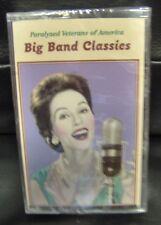 Big Bands Classics Cassette NIP Paralyzed Veterans of America
