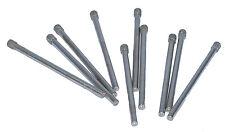 10 X 3MM Diamond tip drill bits for ceramic, glass, porcelain - UK Seller
