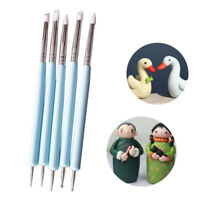 Craft Carving Sculpting Pottery Tool  Clay Shaper Nail Art Silicone Pen