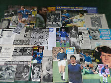 EVERTON  - FOOTBALL CLUB  - CLIPPINGS /CUTTINGS PACK