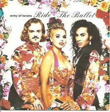 """ARMY OF LOVERS - Ride The Bullet (ps) 7"""""""