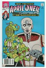 TMNT Presents April O'Neil May East  #1 Comic Book Archie Very Good