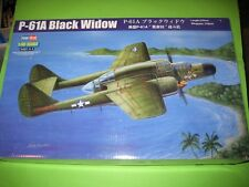 P-61 A BLACK WIDOW  BY HOBBY BOSS 1/48 SCALE - REF.81730