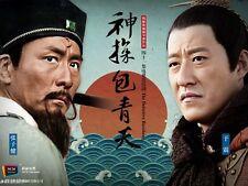 Phân Xử Công Minh -Thần Thám Bao Thanh Thiên (Blu-ray) Phim Bo Trung Quoc - USLT