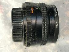 Minolta MD Rokkor-X 50mm f1.7 Lens