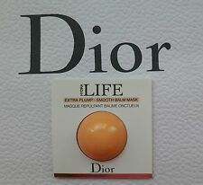 Dior Dior Hydra Life Extra Plump Smooth Balm Mask 5ml Capsule Sample Size
