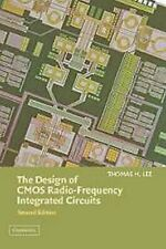 New:The Design of Cmos Radio Frequency Integrated Circuits by Lee 2nd INTL ED