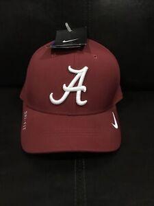 Alabama Crimson Tide Nike 2021 Sideline Classic99 Dri-Fit Performance Flex Hat