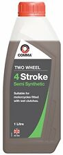 COMMA 4 STROKE SEMI SYNTHETIC OIL 1L- FSTSS1L
