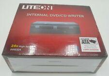 NEW Lite-ON iHAS324-99 Internal SATA 24x DVD/CD Writer Drive