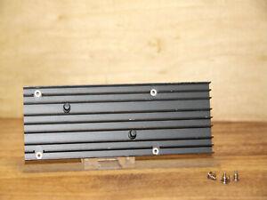 ✔️ NVIDIA HEATSINK FOR NVS 290 GRAPHIC CARD - FULL SET - UK SELLER