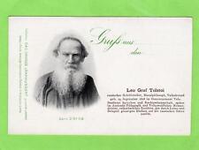 Gruss Aus Leo Graf Tolstoi Tolstoy Russia Writer Das Grosse Jahrhundert pc