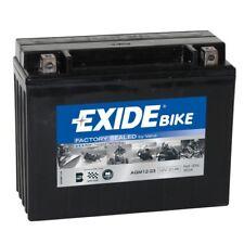 Batterie moto YTX24HL-BS AGM Exide AGM12-23 12V 21AH 350A 205X90X165MM