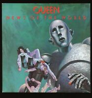 VINYL LP Queen - News Of The World 1st PRESSING NM-