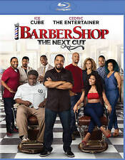 Barbershop: The Next Cut (Blu-ray Disc, 2016, Includes Digital Copy UltraViolet)