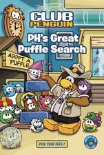 PH's Great Puffle Search 7 Disney Club Penguin