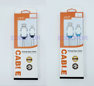 5ft Micro USB Data Sync Charger Charging Cable Cord LG PS4 Xbox One Controller