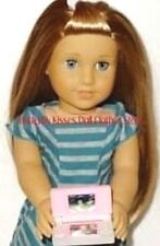 Hand Held Computer Game Eraser 18 in Doll Clothes Accessory For American Girl PK