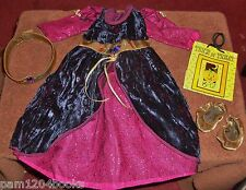 AMERICAN GIRL OF TODAY MEDIEVAL PRINCESS COSTUME 2003 NECKLACE INCL SAIGE GRACE
