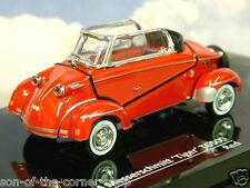 Vitesse Pressofuso 1/43 1958-61 Messerschmitt Tiger Tg500 Cabriolet in Rosso