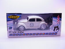 65552 | Carson 500907322 RC-City VW Käfer Rally 53 2.4GHz 100% RTR 1:14 NEU OVP
