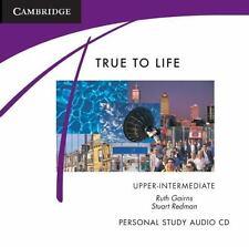 True to Life Upper-Intermediate Personal study audio CD, Redman, Stuart, Gairns,