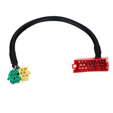 Ibp Cd Changer Harness / Wiring Adapter For Audi / Vw / Seat - Mini-Iso Spl 2020