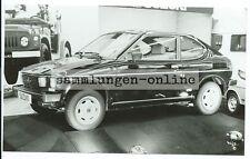 Suzuki Coupé SUV 4X4 ALL-WHEEL DRIVE Press Photo 1979 Photography Car Automotive