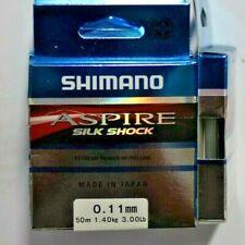 SHIMANO ASPIRE SILK SHOCK 50MT