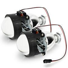 "Safego 2.5"" Mini Retrofit Xenon HID Projector Kit Lens Bi-xenon Hi/Lo Headlights"
