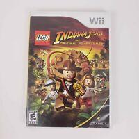 LEGO Indiana Jones:The Original Adventures ( Nintendo Wii )