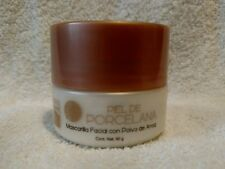 Natural Skin Piel de Porcelana Mascarilla Facial con Polvo de Arroz by Arabela