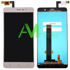 TOUCH SCREEN VETRO + LCD DISPLAY SCHERMO PER Xiaomi Redmi Note 3 PRO GOLD ORO