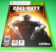 Call of Duty: Black Ops III Microsoft Xbox 360  *Factory Sealed! *Free Shipping!