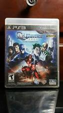 DC Universe Online (Sony PlayStation 3, PS3, 2011)
