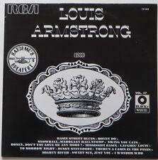 33 T. LOUIS  ARMSTRONG - GREATEST VOL.  DE  SATCHMO (1933) - Compil 1973
