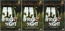 PARANORMAL HAUNTED HOUSES HISTORY CHANNEL DOCUMENTARIES COLLECTION NEW 3 DVD R4