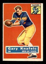 1956 Topps #43 Gary Knafelc Packers EX *9s
