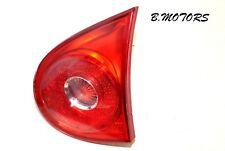 VOLKSWAGEN VW GOLF MK5 04-08 O/S REAR DRIVER SIDE RH TAIL LIGHT LENS INNER