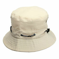 1pc Rice White Hot Unisex Bucket Hunting Fishing Outdoor Men's Summer Sun Hats