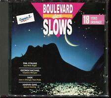 BOULEVARD DES SLOWS - VOLUME 1 - CD COMPILATION  [567]