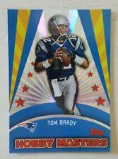 2006 Topps Tom Brady Hobby Masters Card #3