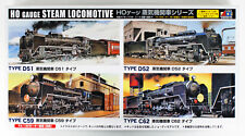 Arii 715017 HO Gauge Steam Locomotive Type D51 1/80 Scale Kit (Microace)