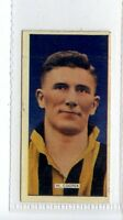 (Jc5131-100)  CARRERAS,POPULAR FOOTBALLERS,W.COOPER,ABERDEEN,1936,#9