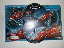 Walt Disney & Pixar's: Cars 2 (Blu-ray/DVD, 2011, 2-Disc Set) Lightning McQueen