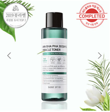 SOME BY MI AHA BHA PHA 30 Days Miracle Toner 150ml + 1 Free Sample
