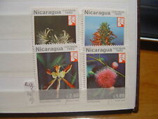 SELLOS DE NICARAGUA. NUEVOS. YVERT Nº 1218/21