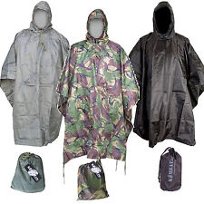 High Qualität Waterproof Poncho Ideal For Hiking, Cycling, Festivals, Flooding