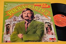JAMES LAST LP 1° ST ORIG ITALY 1974 EX++ POLKA PARTY 3 TOP COLLECTORS