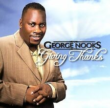 Giving Thanks [Bonus Tracks] by George Nooks (CD, Apr-2005, VP Records)